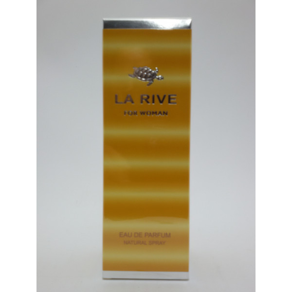 LA RIVE FOR WOMAN 90ml. WODA PERFUMOWANA.