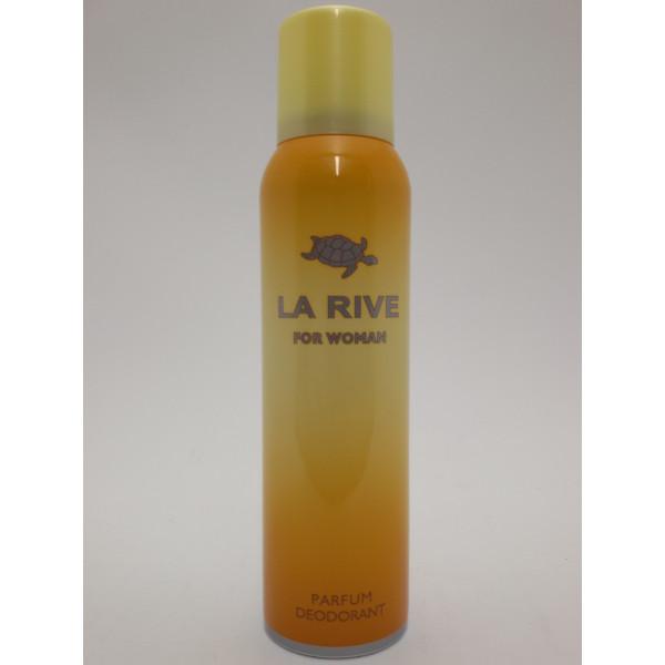 LA RIVE FOR WOMAN LA RIVE 150ml.dezodorant perfumowany damski.