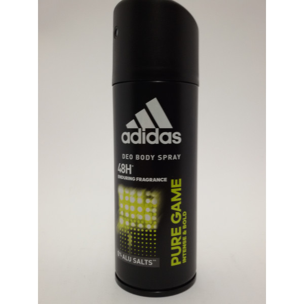 ADIDAS PURE GAME 150ml.DEZODORANT MĘSKI.