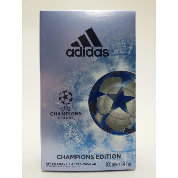 ADIDAS CHAMPION EDITIONS 100ml. woda po goleniu .