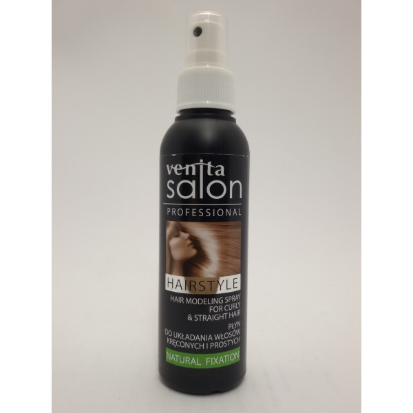 VENITA SALON STYLING SPRAY 130g Z PROWITAMINĄ B5