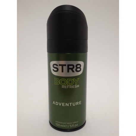 STR 8 ADVENTURE 150ml. DEZODORANT W SPRAYU