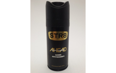STR8 AHEAD 150 ml DEZODORANT SPRAY