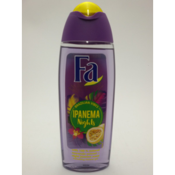 FA IPANEMA NIGHTS 250ML. ŻEL POD PRYSZNIC