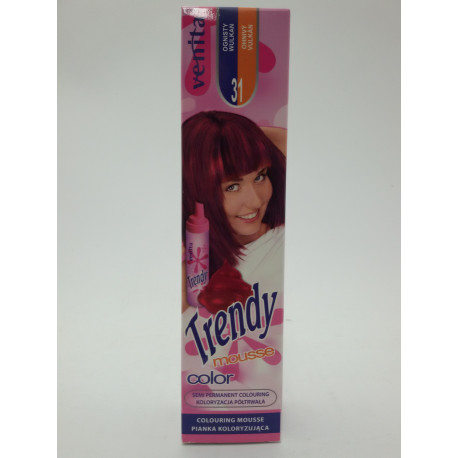 VENITA TRENDY MOUSSE COLOR 31 OGNISTY WULKAN