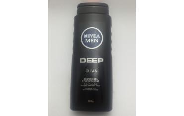NIVEA MEN ŻEL POD PRYSZNIC 500ml DEEP CLEAN