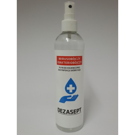 PŁYN ANTYBAKTERYJNY spray DEZASEPT 300ML