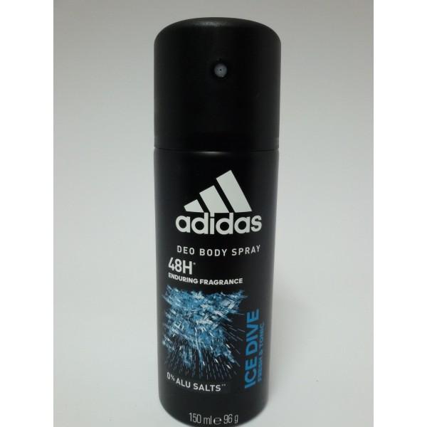 ADIDAS ICE DIVE Dezodorant w sprayu dla mężczyzn 150 ml