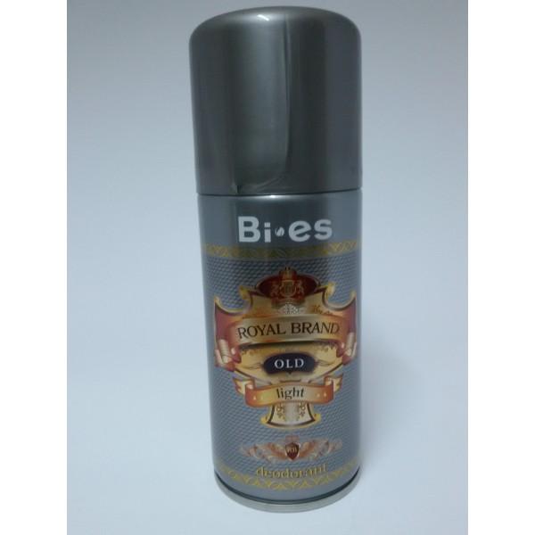Bi-es Royal Brand light dezodorant 150 ml spray