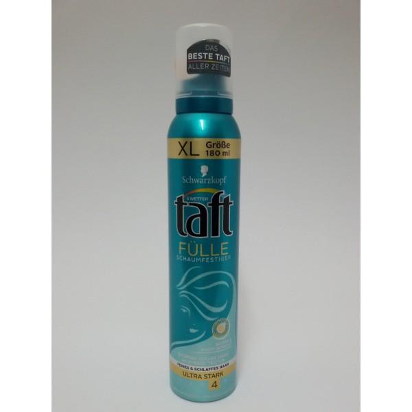 Taft ultra stark pianka do włosów180 ml