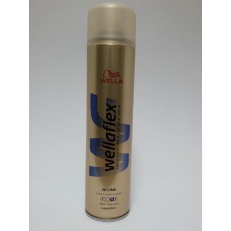 Wellaflex volume extra strong 4 lakier do włosów 400 ml