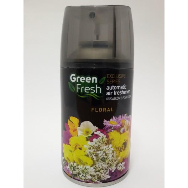 Odświeżacz powietrza FLORAL 250 ml wkład GREEN FRESH