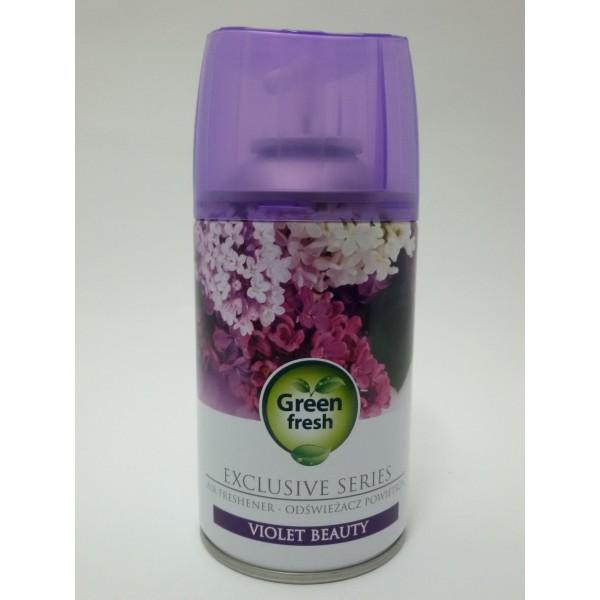Green Fresh Violet Beauty 250 ml odświeżacz powietrza wkład