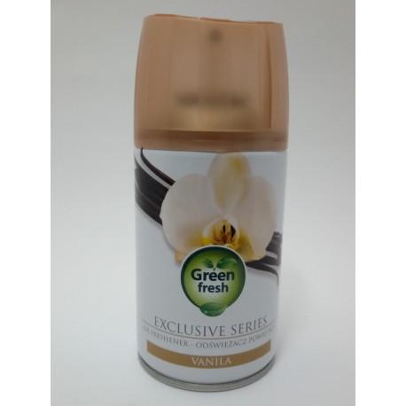 Green Fresh Vanila 250 ml odświeżacz powietrza wkład