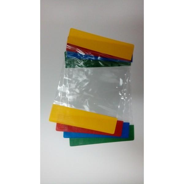 OKŁADKA NA ZESZYT A5 BIURFOL 21,2x30,3cm