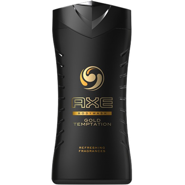 AXE Żel pod prysznic 250 ml GOLD TEMPTATION