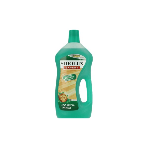 SIDOLUX EXPERT Płyn do mycia paneli 750 ml