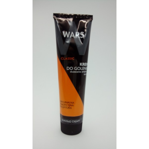 WARS Krem do golenia CLASSIC