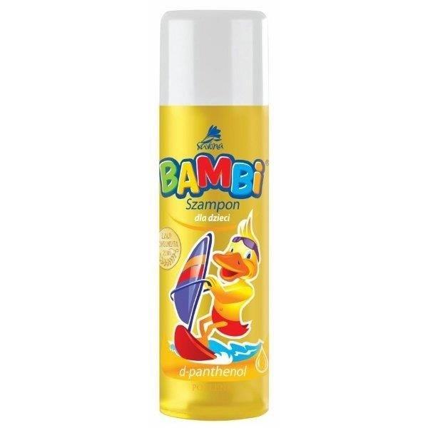 BAMBI Szampon do włosów dla dzieci 150 ml