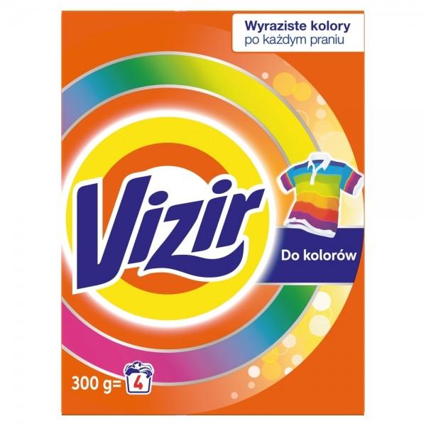 VIZIR Proszek do prania tkanin kolorowych 300 g
