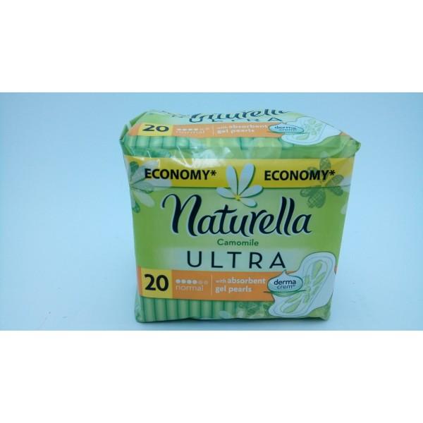 NATURELLA ULTRA NORMAL PLUS a20 DUOPACK