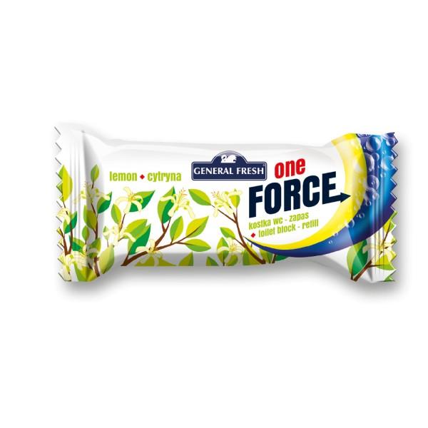 Wkład WC Cytrynowy General Fresh