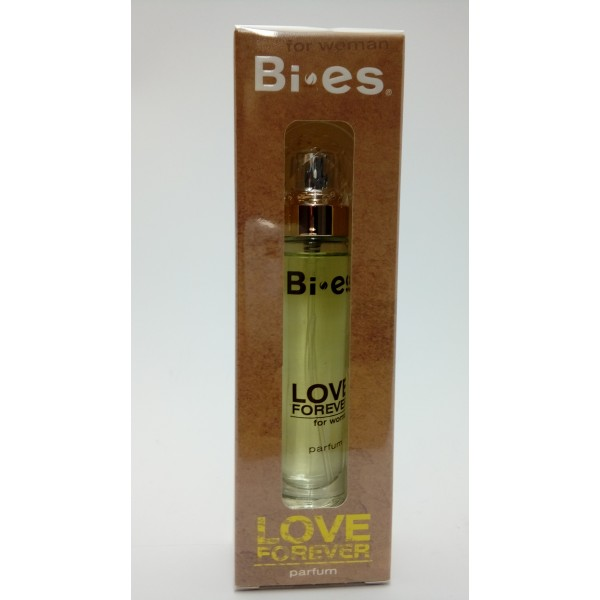 BI-ES PERFUMY 15ml. LOVE FOREVER for woman.