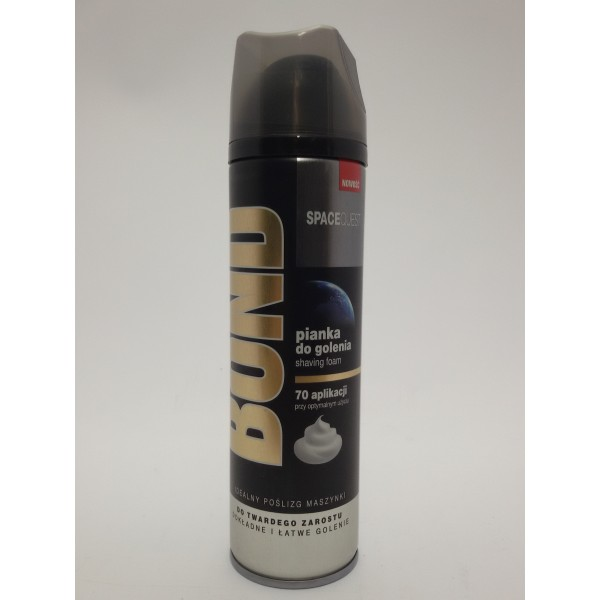 BOND PIANKA DO GOLENIA 200ml. SPACEQUEST
