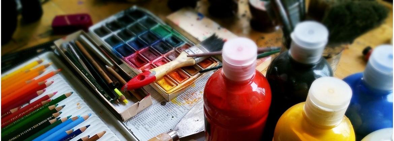 Pisanie, rysowanie, malowanie